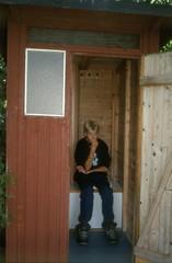 Besök på Fifång år 2000 (gustafsson_jan) Tags: fifång sörmland sörmlandskusten skärgård skärgårdsö archipelago archipel rickardgustafsson dass utedass