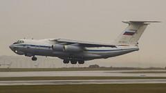 RA-76577 Russian Federation Air Force Ilyushin Il-76 MD (Nathan_Ivanov) Tags: airplane aircraft aviation planespotting vko vnukovo uuww ilyushin il76