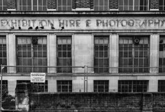 Exhibition Hire and Photography, London (Bryan Appleyard) Tags: ruin photography exhibition disused london d850 nikon