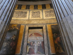 Italy - Rome - Pantheon - Chapel of the Annunciation (JulesFoto) Tags: italy rome roma pantheon church