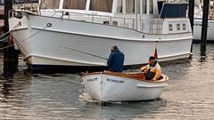 Heading into a New Week | The Fishermen (picsessionphotoarts) Tags: nikon nikonphotography nikonfotografie nikond850 afsnikkor80400mmf4556gedvr ostsee balticsea warnemünde hafen harbor port fischerboot fisherboat fisherman 169