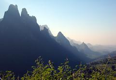 Mountains of karst in Vang Vieng, Laos (albatz) Tags: mountains karst vangvieng laos