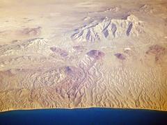 Aerial of a landform in Mexico (albatz) Tags: aerial landform mexico