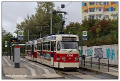Tram Chemnitz - 2019-03 (olherfoto) Tags: tram tramcar tramway strasenbahn strassenbahn tatra tatratram chemnitz cvag
