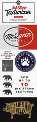 Free Ink Stamp Texturizer Smart PSD for Adobe Photoshop (danijela1222) Tags: free ink stamp texturizer smart psd for adobe photoshop