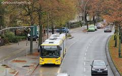Bunte Buswelt - Berlin (apfelpudding) Tags: berlinerverkehrsbetriebe bvg vbb berlin bus autobus omnibus linienbus gelenkbus scania scaniacitywide citywide öpnv nahverkehr publictransport urbanmobility