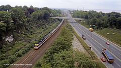 06/06/1989 - Hessle, East Yorkshire. (53A Models) Tags: britishrail intercity125 highspeedtrain class43 43072 diesel passenger hessle eastyorkshire train railway locomotive railroad