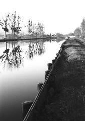 Canal de Bourgogne à Tonnerre (stéphanehébert) Tags: canal tonnerre pentax z1 konica ir750 infrarouge infrared bourgogne