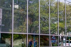 Darmstadt TU Spiegelung (kavo2013) Tags: darmstadt hessen deutschland