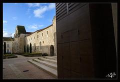 La médiathèque - Saintes (christian_lemale) Tags: saintes saintonge ville town nikon z6
