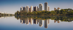 Igapó lake (marcelo.guerra.fotos) Tags: igapólake igapó lagoigapó londrina paraná brasil brazil city detail edification urban nature natureza nikon panoramic
