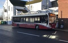 Borders Buses Alexander Dennis Enviro 200 YY17GTU 11719 (Daniely buses) Tags: service60 11719 yy17gtu wcm westcoastmotors enviro200 alexanderdennisenviro200 bordersbuses