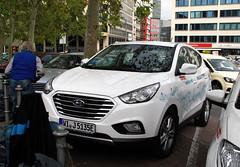 Hyundai ix35 FCEV (rvandermaar) Tags: hyundai ix35 fcev fuel cell tucson hyundaiix35 hyundaitucson