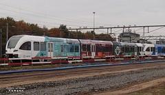 PB117350a 10525 (HenryTransport) Tags: trein treinen spoor spoorwegen trains railways zwolle gtw wildlands