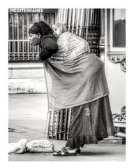 D'un autre temps, d'un bien étrange présent. (streetspirit13) Tags: streetphotographer streetpassionaward marseillestreet streetlife streetphotography bw bnwphotographer bnwdemands blackandwhite noiretblanc women children
