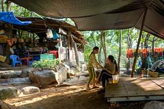 Little big time (Cadicxv8) Tags: mountain shop rural vietnam street streetphotography