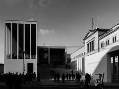 James-Simon-Galerie (@mmanni) Tags: berlin bw blackandwhite iphone6 jamessimongalerie