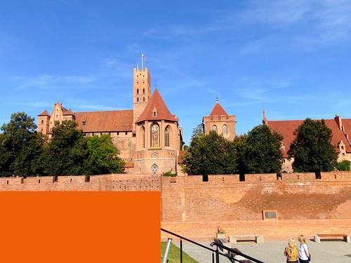 castelul malbork-polonia