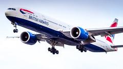 Boeing 777-36N(ER) G-STBC British Airways (William Musculus) Tags: london heathrow lhr egll airport spotting aviation plane airplane william musculus gstbc british airways boeing 77736ner ba baw 777300er