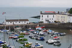 Tenby Harbour (Halliwell_Michael ## Offline mostlyl ##) Tags: tenby2019 2019 nikond40x wales tenby harbour boats landscapes seascapes pembrokeshire sea