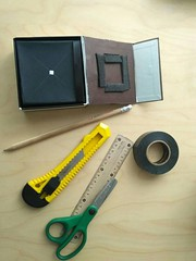 The box itself. (eme42) Tags: pinhole diy papernegatives film analog photography estenopeica fotografía papel fotográfico wideangle