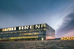 Arena | Kaunas #314/365 (A. Aleksandravičius) Tags: zalgiris arena architecture europe sky long exposure evening wide lithuania angle nikon z7 nikonz7 mirrorless irix 11mm irix11mmf4 irix11mm kaunas2022 lietuva 2019 365one 365days 3652019 365 project365 314365 irixlens irix11