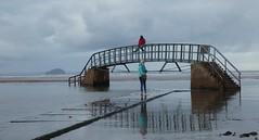 Belhaven Bay at Biel Water (Brian Cairns) Tags: brianbcairns dunbar ncn76sustrans johnmuirway