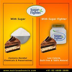 Sugar or Sugar Fighter? (sugarfighterin) Tags: nosugar sugarfree naturalsugar organicsugar natural organic lowcalorie sugarfighter