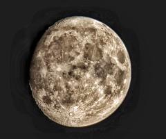 Waxing Mond (88 %) (ruedigerdr49) Tags: moon planet mond nature sky himmelsbilder himmel