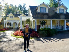 Day 16 - Returning to Calgary from Halifax, with a stopover in Ottawa -  The William Lyon Mackenzie King Estate 4 (benlarhome) Tags: ottawa gatineau ontario quebec canada autumn fall