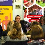 VII Tertúlia Social a Girona 'L'estigma dels trastorns mentals' (7.11.19)