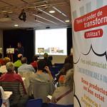 Jornada 'Enxarxem! Mercat Social, voluntariat i Economia Social' (8.11.19)