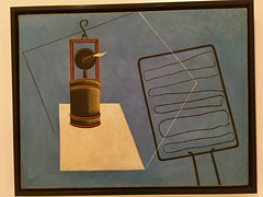 1-2 Miro at MoMA (MsSusanB) Tags: nyc newyork paintings moma exhibition museumofmodernart miro joanmiro stilllife