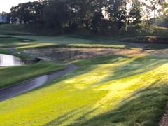 """TPC River Highlands. Connecticut, Hole #15 (rbglasson) Tags: """"tpc river highlands"""" cromwell connecticut golf landscape apple """"iphone 6"""""""