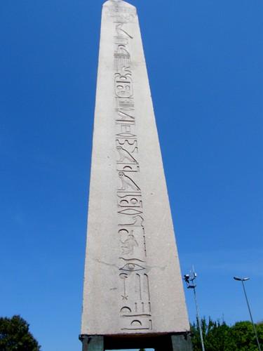 Obelisk of Theodosius, Istanbul