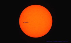 Mercury Transit Of The Sun......... (law_keven) Tags: mercurytransit mercury photography astrophotography sun solar thesun theskyatnight astronomy space nasa