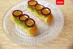 "Canape: Vendace Roe from Kalix ""Raraka"" (APERTURE X & THE CULINARY ADVENTURER) Tags: food singapore scandinavian 2michelinstars canape vendaceroe potato"