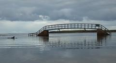 Who needs a bridge anyway? (Brian Cairns) Tags: brianbcairns dunbar ncn76sustrans johnmuirway