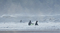 Be Brave at Belhaven (Brian Cairns) Tags: brianbcairns dunbar ncn76sustrans johnmuirway