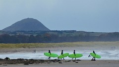 Belhaven Bay Boarders (Brian Cairns) Tags: brianbcairns dunbar ncn76sustrans johnmuirway