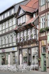 Cafe Wien (jörgpreusser) Tags: wernigerode