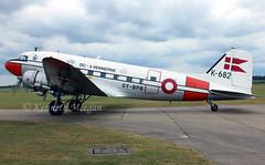 OY-BPB / K-682 (Ken Meegan) Tags: oybpb k682 douglasc47askytrain 20019 flyvendemuseumfly royaldanishairforce duxford 562019 daksoverduxford douglasc47 douglasdc3 dc3 c47