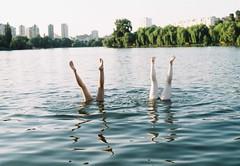 1573489889820 (togiveuppower) Tags: legs woman portrait body river art