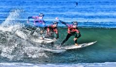 NSSA, High School Surfing Contest Oceanside CA