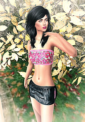LuceMia - On9 Event (2018 SAFAS AWARD WINNER - Favorite Blogger -) Tags: on9event sass top skirt topskirt event hair jumo cotillard sl secondlife mesh fashion creations blog beauty hud colors models lucemia