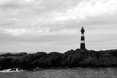fedje (skarhenrik) Tags: fujifilm xh1 blackandwhite lighthouse xf35mmf2 fedje norway