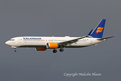B737 MAX9 TF-ICA ICELANDAIR (shanairpic) Tags: jetairliner b737 boeing737 max9 shannon icelandair tfica