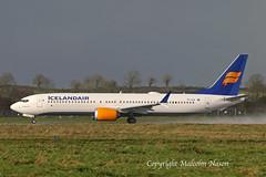 B737 MAX9 TF-ICA ICELANDAIR 4 (shanairpic) Tags: jetairliner b737 boeing737 max9 shannon icelandair tfica