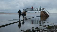 Biel Bridge at Belhaven Bay (Brian Cairns) Tags: brianbcairns dunbar ncn76sustrans johnmuirway