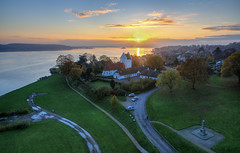 SVB NOV10. (Svendborgphoto) Tags: denmark november water winter waterscape wideangle nikon nikondigital nikond3x d3x sun landscape sigma2470ex 24mm sigma color